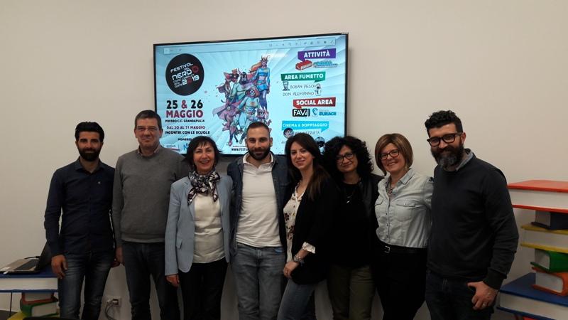 Festival del Nerd Foggia 2019 ospiti Favij Casa Surace programma
