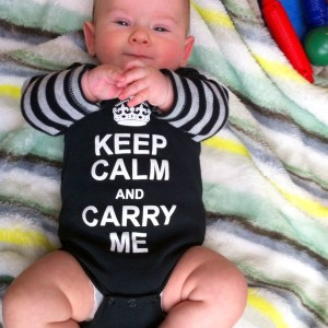 """Can you """"fat shame"""" a baby?"""