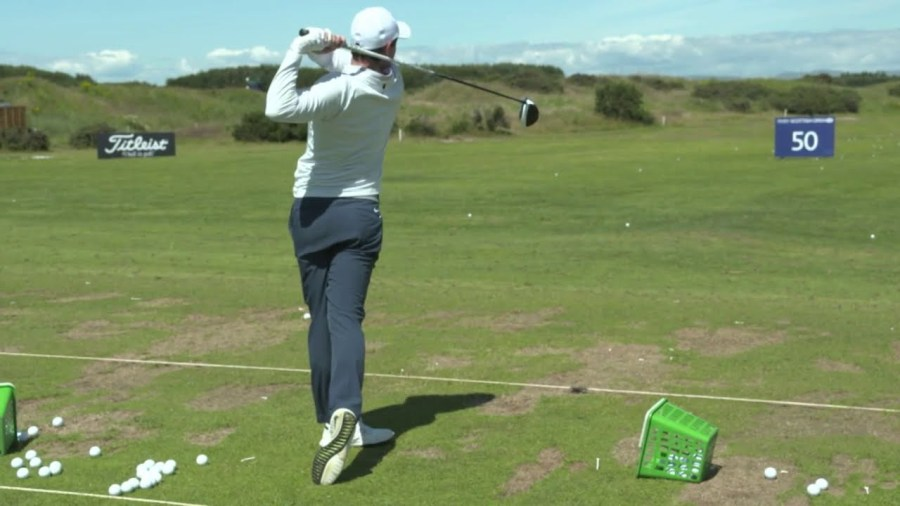 Rory McIlroy's Golf Swing Super Slow Motion - FOGOLF