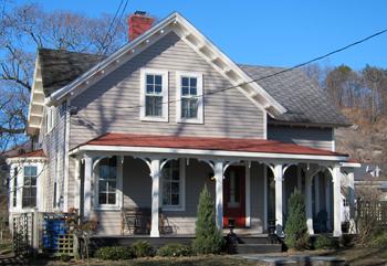 cottage Abruyn Street