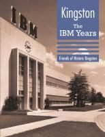 IBM_Kingston_Years_cover low rez