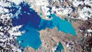 Türkiyenin En Büyük Gölü