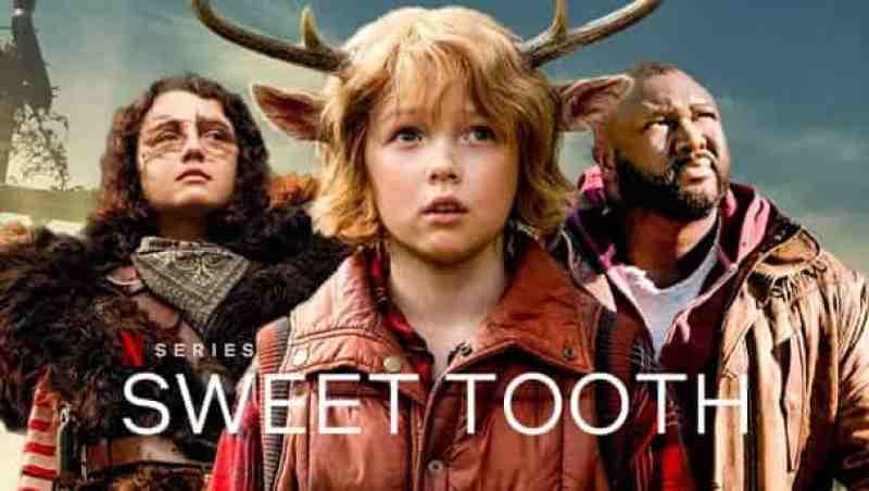 Sweet Tooth oyuncuları