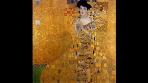 Adele Bloch-Bauer'in Portresi I