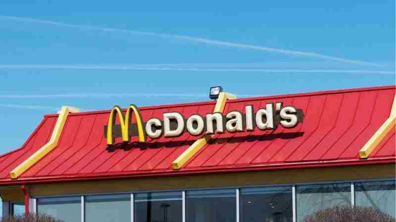 mcdonald's enteresan bilgiler
