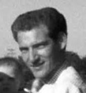 1964 photo of Donald Shrum