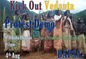 Poster for BAPSA event
