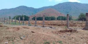 Broken wall finally opens up village