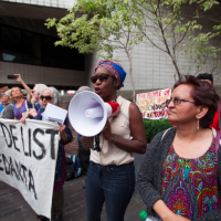 Eight global demos against Vedanta in Afrika, India and London