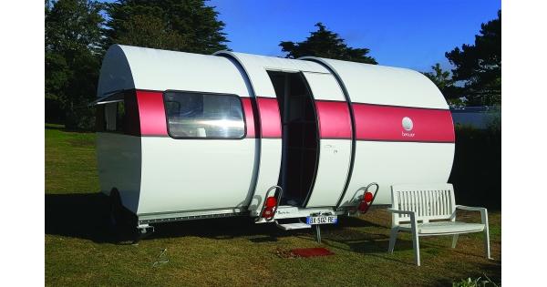 BeauEr  Caravane extensible 3 x  Foire de Paris