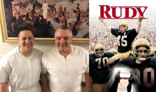 Legenda Football Rudy Ruettiger