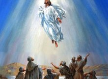 Kenaikan Tuhan Yesus ke Sorga