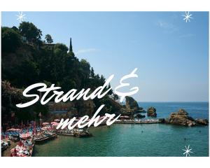 Sommerurlaub an der Türkischen Riviera