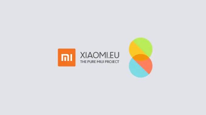 Cara Ganti ROM China Mi 4C Ke ROM Global MIUI 8/9 Xiaomi.EU