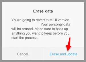 Cara Update Redmi 4X, Redmi Note 4X dan Mi 6 Tanpa Unlock Bootloader