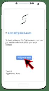 cara daftar spyhuman untuk menyadap android