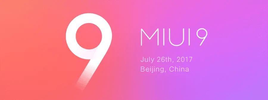 Kumpulan Download ROM MIUI 9 Global Beta 7.10.19 Xiaomi