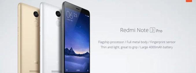 Perbedaan Redmi Note 3 Pro/SE/MTK Codename Kenzo, Kate dan Hennessy