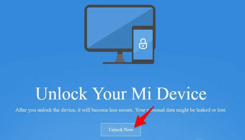 Cara Mudah Unlock Bootloader Ubl Xiaomi Semua Tipe