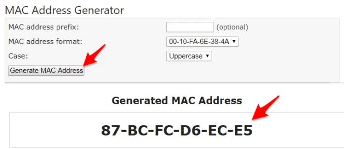 Mengganti MAC Address Android Dengan Terminal Emulator