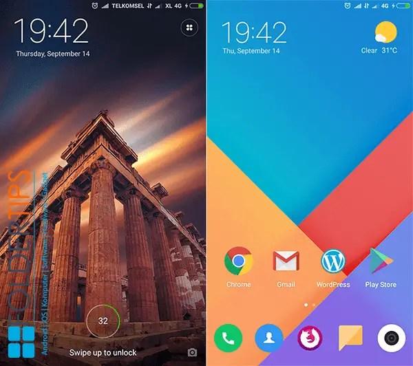 Cara Update/Flashing ROM MiUI 9 Global Beta Xiaomi (Semua Tipe)