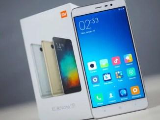Cara Mengatasi Sensor Error Dan Kamera Blur Redmi Note 3 Pro (Kenzo)