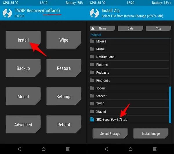 Langkah Root Xiaomi Redmi 4X Nougat