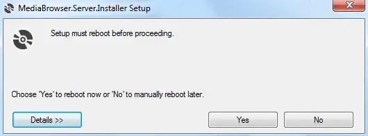 cara install emby untuk windows