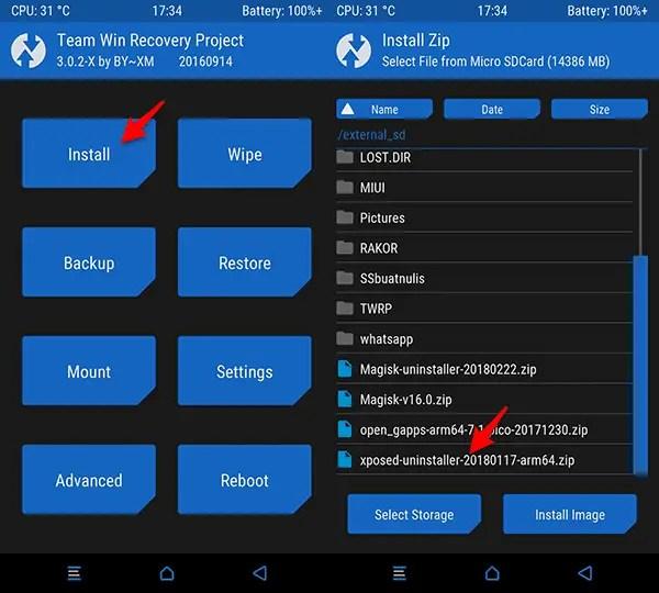 Mengatasi Bootloop Setelah Memasang XPosed Framework