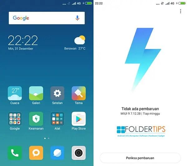 Cara Update Redmi 3 / 3 Pro (Ido) Ke MIUI 9 Global Dev, 4G Aman !