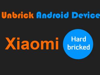 Cara Mengatasi Hardbrick / Mati Total / Gagal Flashing Xiaomi (Test Point)