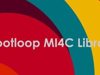 Cara Mengatasi Bootloop / Softbrick / Hardbrick Mi 4C (Libra)
