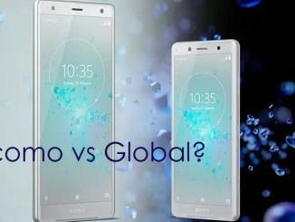 Perbedaan Sony XPeria Docomo, AU, Softbank dengan Versi Global