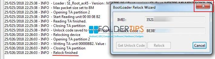 Cara Mudah Relock Bootloader Sony Xperia (Semua Tipe) via Flashtool