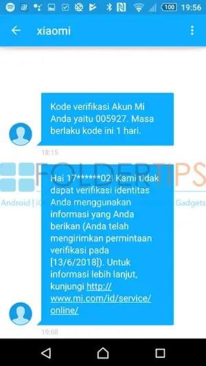 2 Cara Reset Akun Mi Cloud Karena Lupa Password Email Atau No