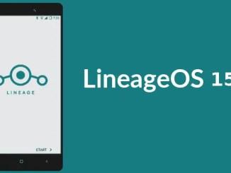 Cara Pasang ROM LineAgeOS Nougat dan Oreo Redmi Note 3 Pro (Kenzo)