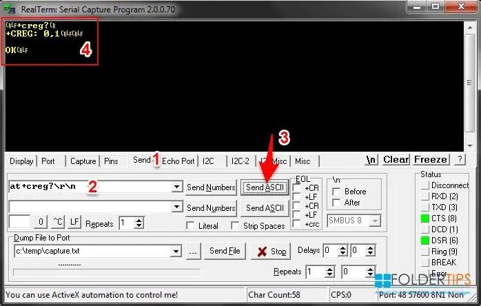 Cara Bypass Akun Google (FRP) via RealTerm : Serial Capture Program