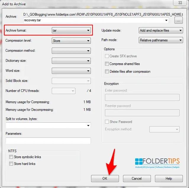 Cara Mengembalikan Stock Recovery Bawaan HP Samsung Semua Tipe