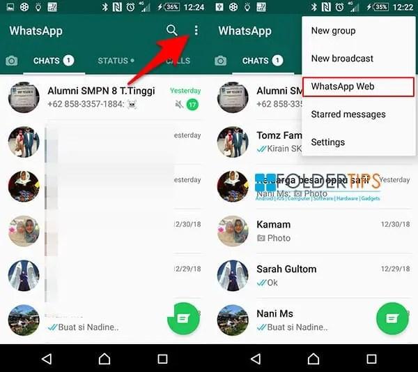 Cara Menyadap WhatsApp dengan Clonapp Messenger