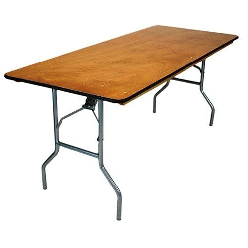 wholesale chairs and tables in los angeles re caning a chair 30 x 96 plywood folding table, miami banquet cheap tables, lowest prices ...