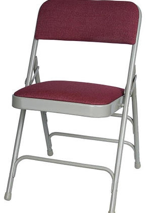 folding fabric chairs windsor chair cushions wholesale prices metal georgia discount burgundy padded