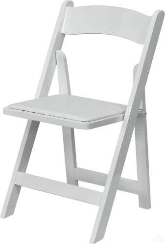 wooden folding chairs for sale swivel chair leons title white wood wedding sales 866 514 6782