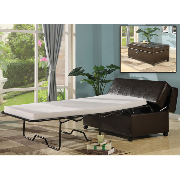 AC Pacific Sleeper Ottoman JYQ1281WFFS Rollaway Beds Shipped Within 24 Hours