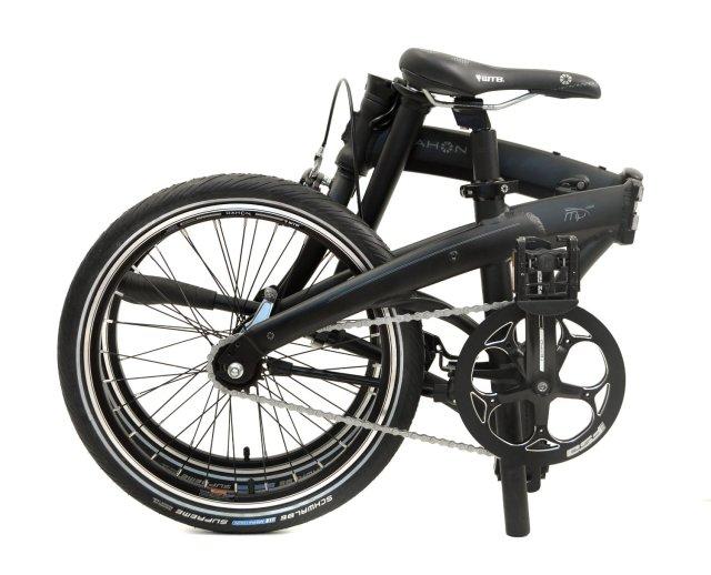 Dahon Mu Uno Folding Bike Review - How Simplicity makes ...