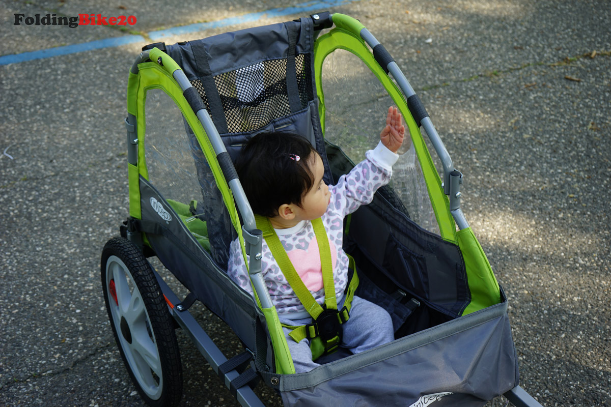 InStep Sync Single Bicycle Trailer Review  Safe Way to