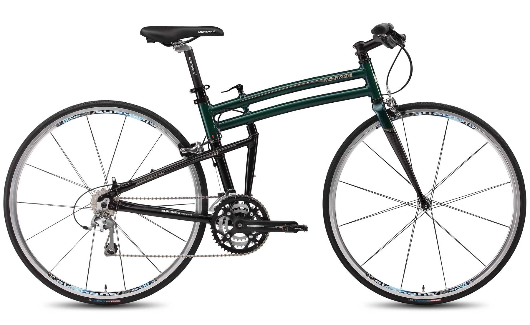 Montague Fit Full Size Folding Bike Review
