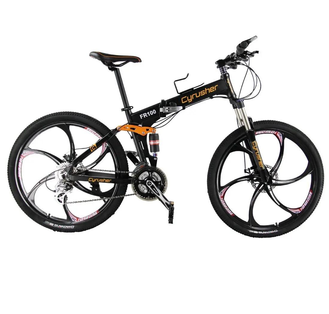 Cyrusher FR100 Folding Mountain Bike Review