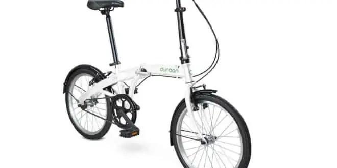 Durban One Folding Bike Review