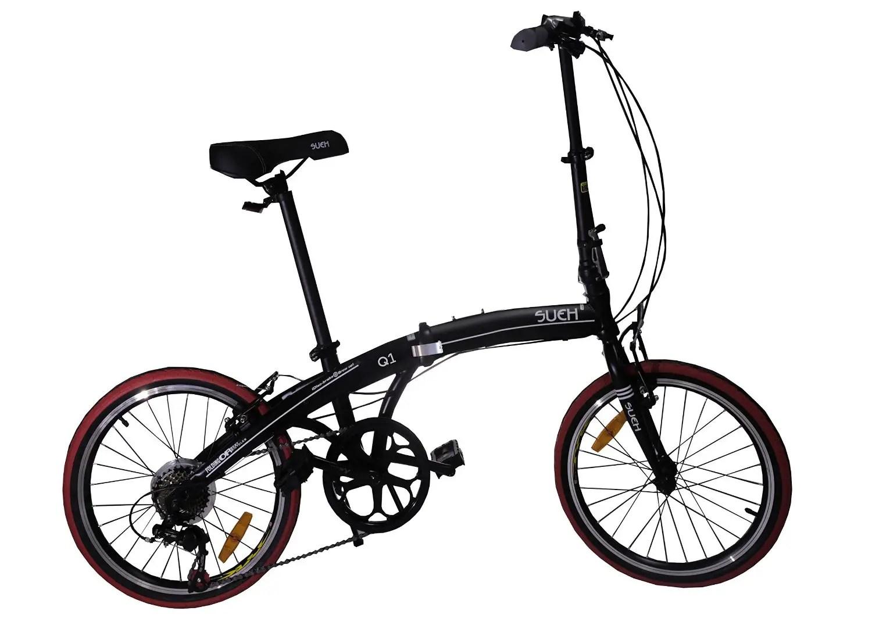 Sueh Q1 Folding Bike Review