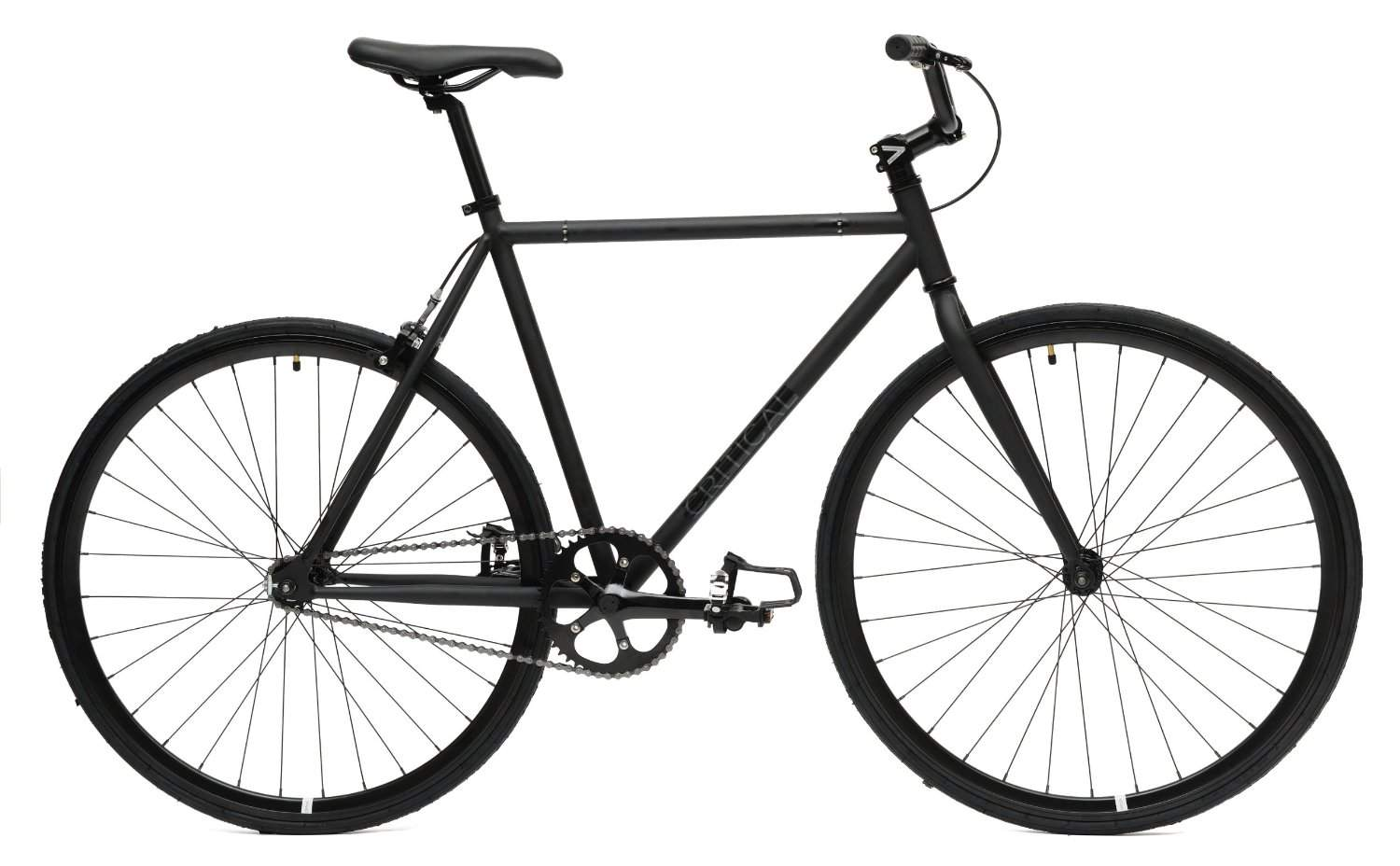Critical Cycles Fixed Gear Road Bike Review